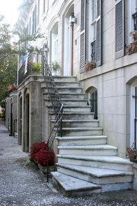 dogleg stair