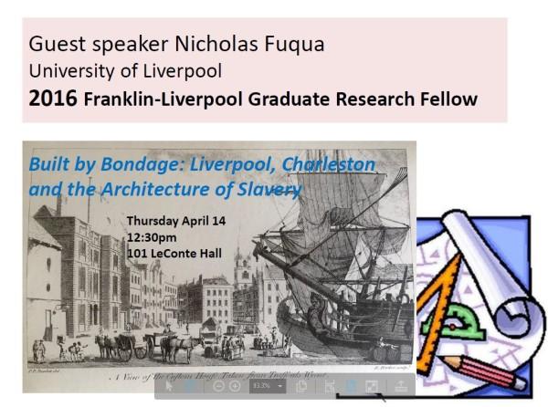 Nicholas Fuqua UGA presentation