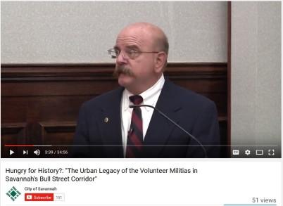 Karl Schuler talk city hall